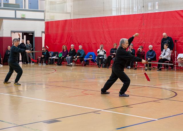 Cape Cod Guang Ping Tai Ji Quan Club:Club News